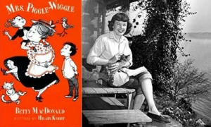 Mrs. Piggle-Wiggle author Betty MacDonald on Vashon Island