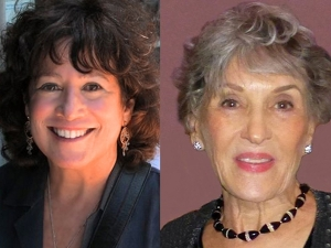 Tears and Tequila co-authors Linda Schreyer and Jo-Ann Lautman